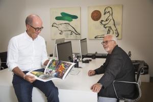 Galerie Forsblom merges with Lars Bohman Gallery