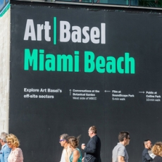 Art Basel Miami Beach Opens Thursday