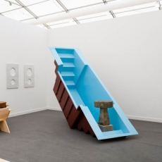 Charles Harlan: Amid the Bloat at Frieze, Art Worth Seeking Out