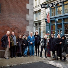 Mary Obeing: The Last Artists of SoHo (and TriBeCa)