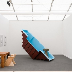 Charles Harlan Brings A Baptistry To Frieze New York