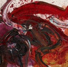 An Inventive Postwar Japanese Painter Has His Moment
