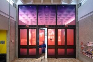 Lucia Koch at Los Angeles Municipal Art Gallery
