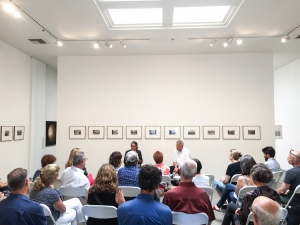 Ulrich Wüst: Stadtbilder | Nachlass Gallery Talk