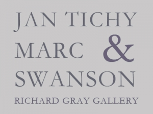 Marc Swanson and Jan Tichy