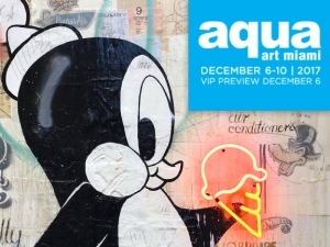 Rock Therrien | AQUA Art Miami