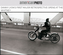 Danny Lyon in American Photo