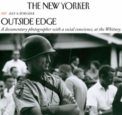 Danny Lyon in The New Yorker