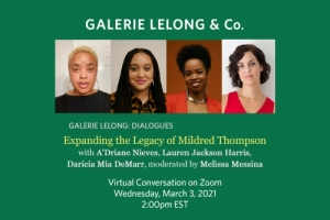 Expanding the Legacy of Mildred Thompson: Part 1