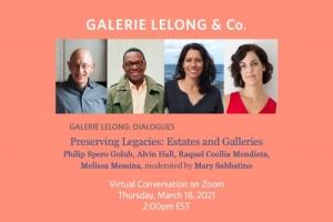 Preserving Legacies: Estates and Galleries