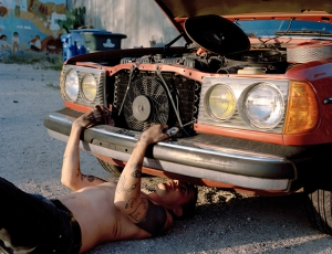 Justine Kurland at Fondation Cartier
