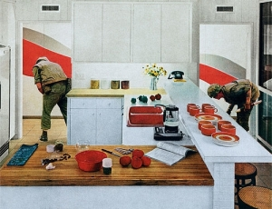 Martha Rosler at the Smithsonian American Art Museum