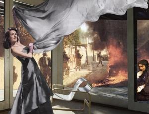 Martha Rosler at the Hirshhorn Museum and Sculpture Garden