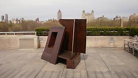 Anthony Caro on the Roof, Metropolitan Museum