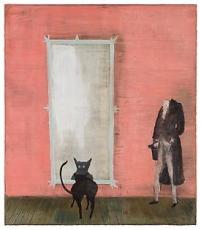 Norbert Schwontkowski in Painting Between the Lines at CCA Wattis Institute