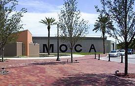 Enoc Perez at MOCA Miami