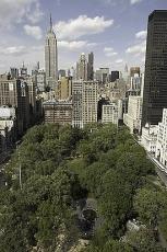 Jessica Stockholder at Madison Square Park