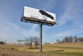 Karl Haendel in the I-70 Sign Show