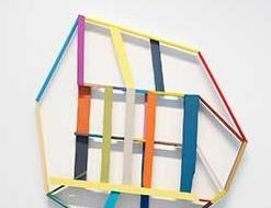 Sarah Braman, Chris Johanson and Chris Martin at Columbus College of Art & Design