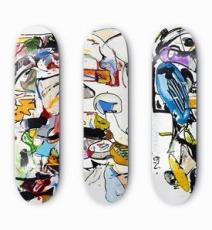 Eddie Martinez Skateboard Launch and Catalog Signing