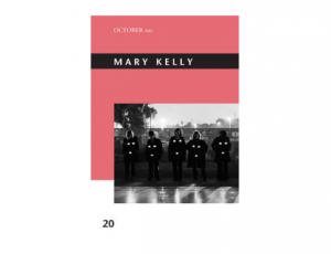 Publication of October Files: Mary Kelly