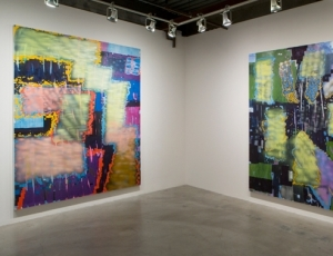 Keltie Ferris at Santa Monica Museum of Art