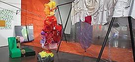 Jessica Stockholder at the Denver Art Museum