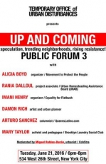 Martha Rosler Town Hall 3