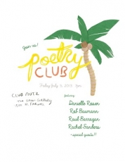 Poetry Club @Club Nutz