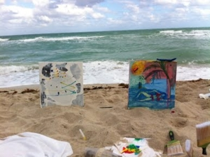 NADA Beach Miami 2011