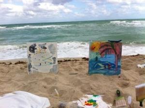 NADA Beach Miami 2011