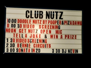 Club Nutz - Performa Magazine