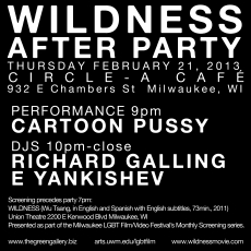 WILDNESS AFTER PARTY
