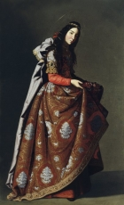 Balenciaga and Spanish Painting