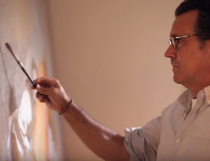 Bo Bartlett's Magic World: David Anderson's short film