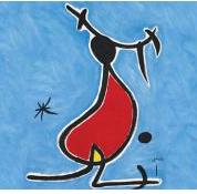 Joan Miro. Women, Birds, Stars