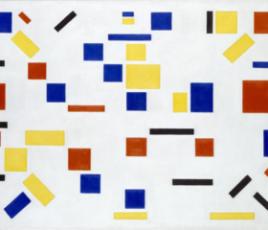 Piet Mondrian and Bart van der Leck: Inventing a New Art