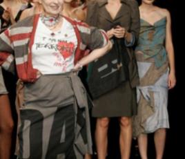 Women Fashion Power by Zaha Hadid