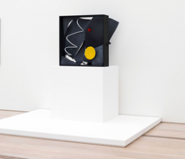 Alexander Calder: Early Abstract Paintings and Sculptures