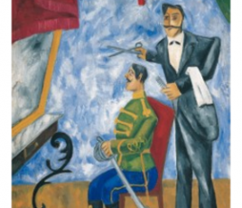 Chagall to Malevich. The Russian Avant-Gardes