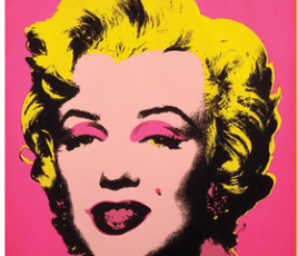 Transmitting Andy Warhol