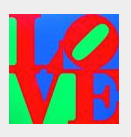 Robert Indiana from A to Z