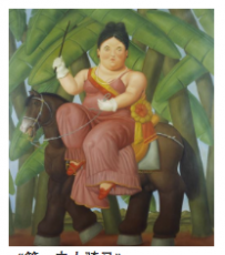 Fernando Botero in China