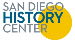 Laura Ball at the San Diego History Center
