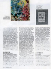 Art in America Review