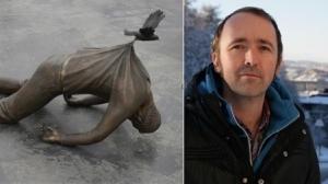 Q&A with Norwegian artist Fredrik Raddum on art and refugees