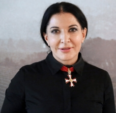 Major retrospective for Marina Abramovic at Moderna Museet