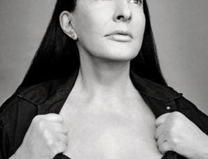 Marina Abramovic at 70