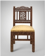 International Museum Day: Explore seating designs from 200 BC, motifs of Bauhaus lineage and more from your home