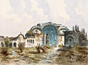 Along El Camino Real: Edwin Deakin's Twenty-One Missions In Watercolor